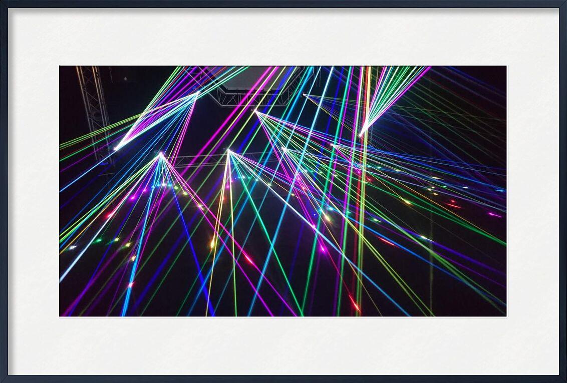 Le laser show de Pierre Gaultier, Prodi Art, abstrait, art, brouiller, brillant, fête, contemporain, foncé, conception, dj, graphique, illuminé, laser, spectacle laser, lumière, spectacle lumineux, ligne, moderne, mouvement, la musique, Festival de musique, modèle, forme, La technologie