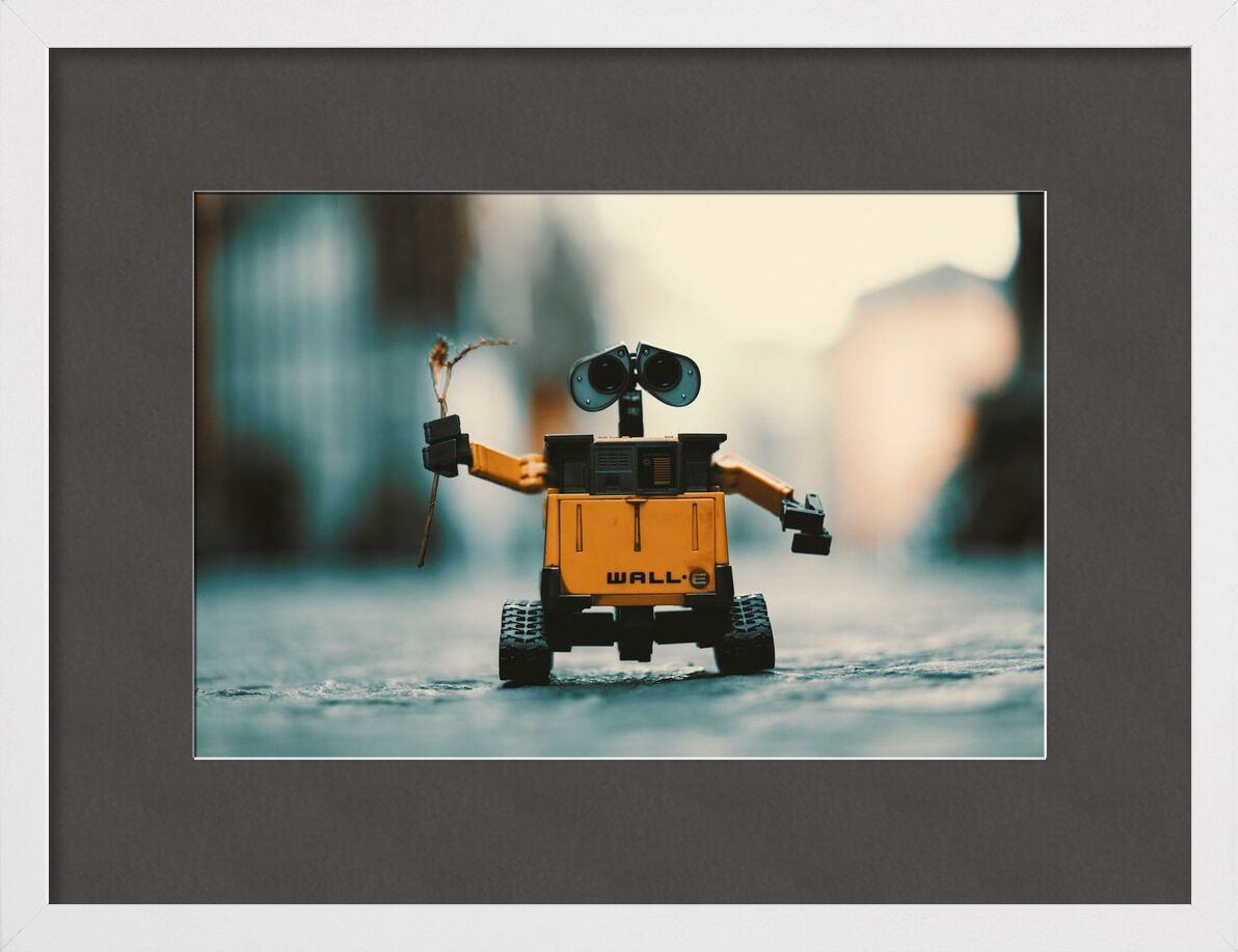 The robot from Pierre Gaultier, Prodi Art, action, blur, electronics, equipment, fun, history, leisure, lens, love, man, movie, outdoors, technology, toy, travel