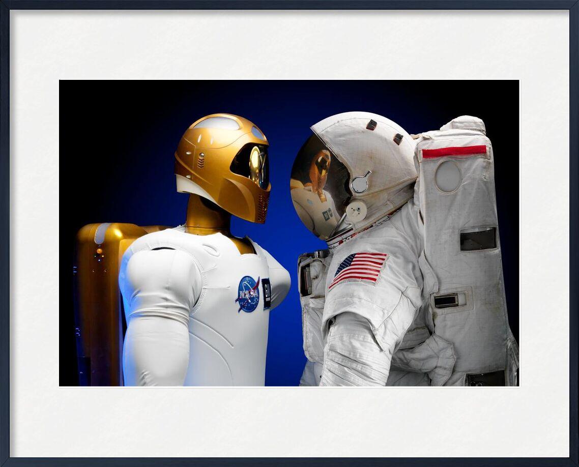 Cosmonautes de Pierre Gaultier, Prodi Art, astronaute, avenir, kosmonaut, robot, espace, costume, Voyage, La technologie, costume d'astronaute