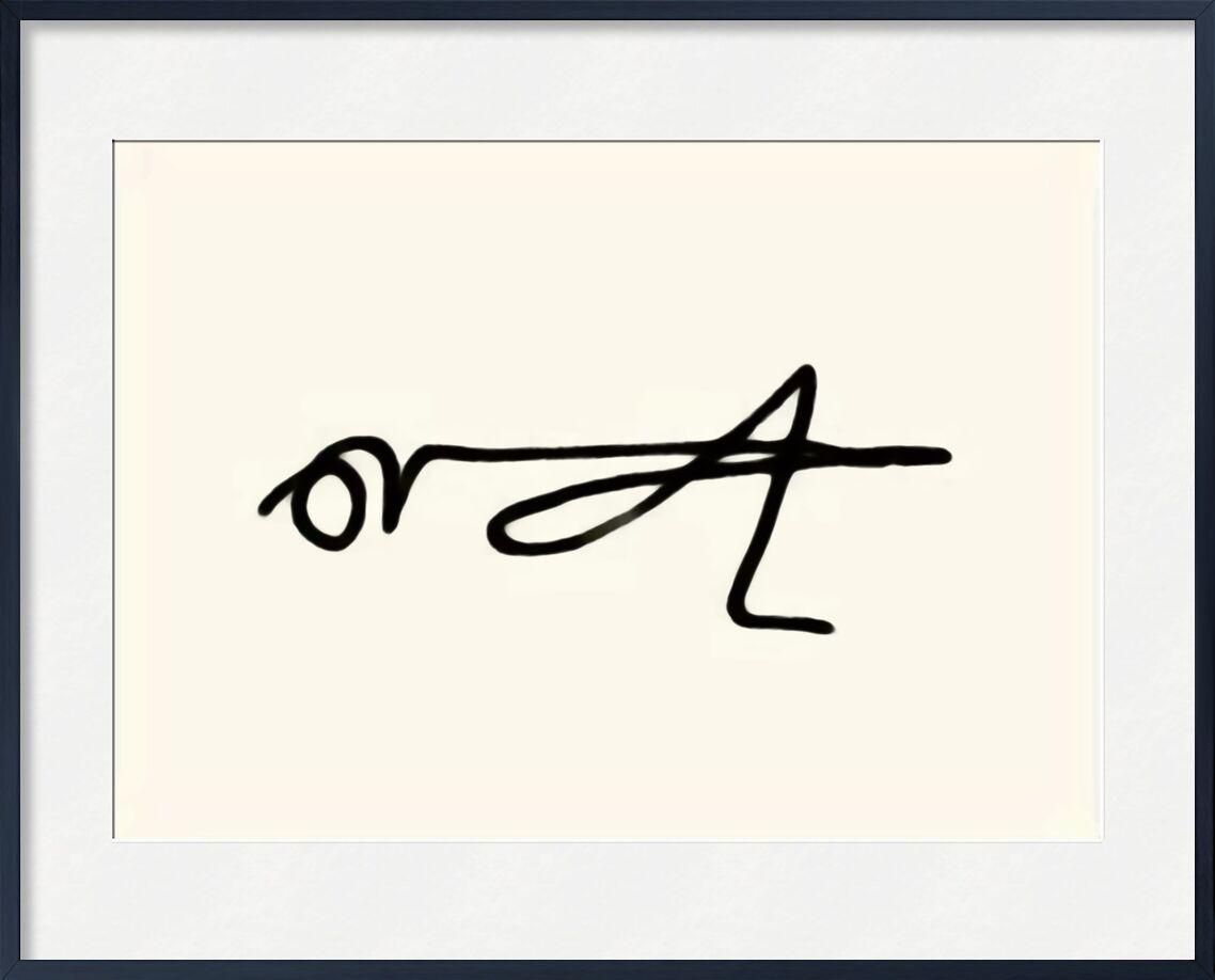 The Grasshopper - Picasso desde AUX BEAUX-ARTS, Prodi Art, picasso, dibujo, dibujo lineal, Saltamontes