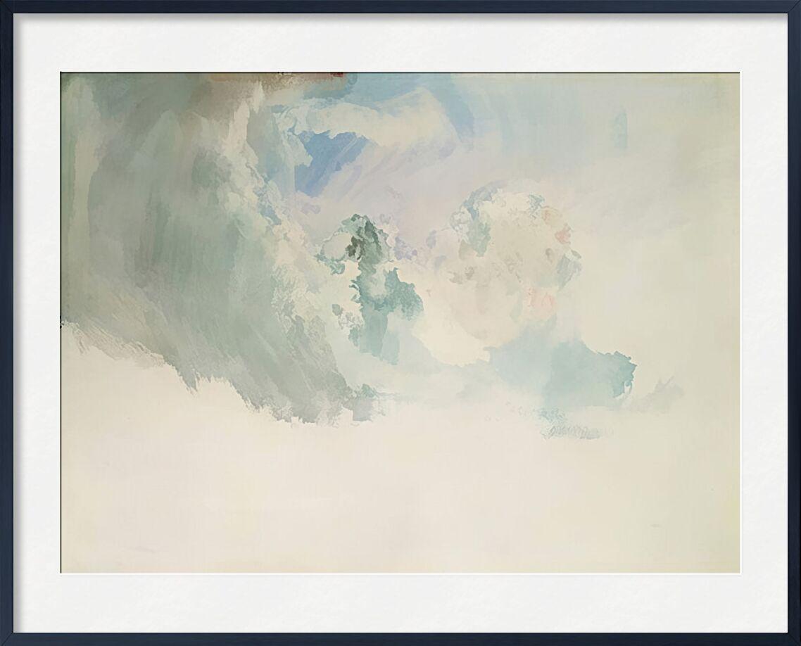 Sky Study - TURNER von AUX BEAUX-ARTS, Prodi Art, TURNER, Himmel, Prüfung, Wolken, Studie