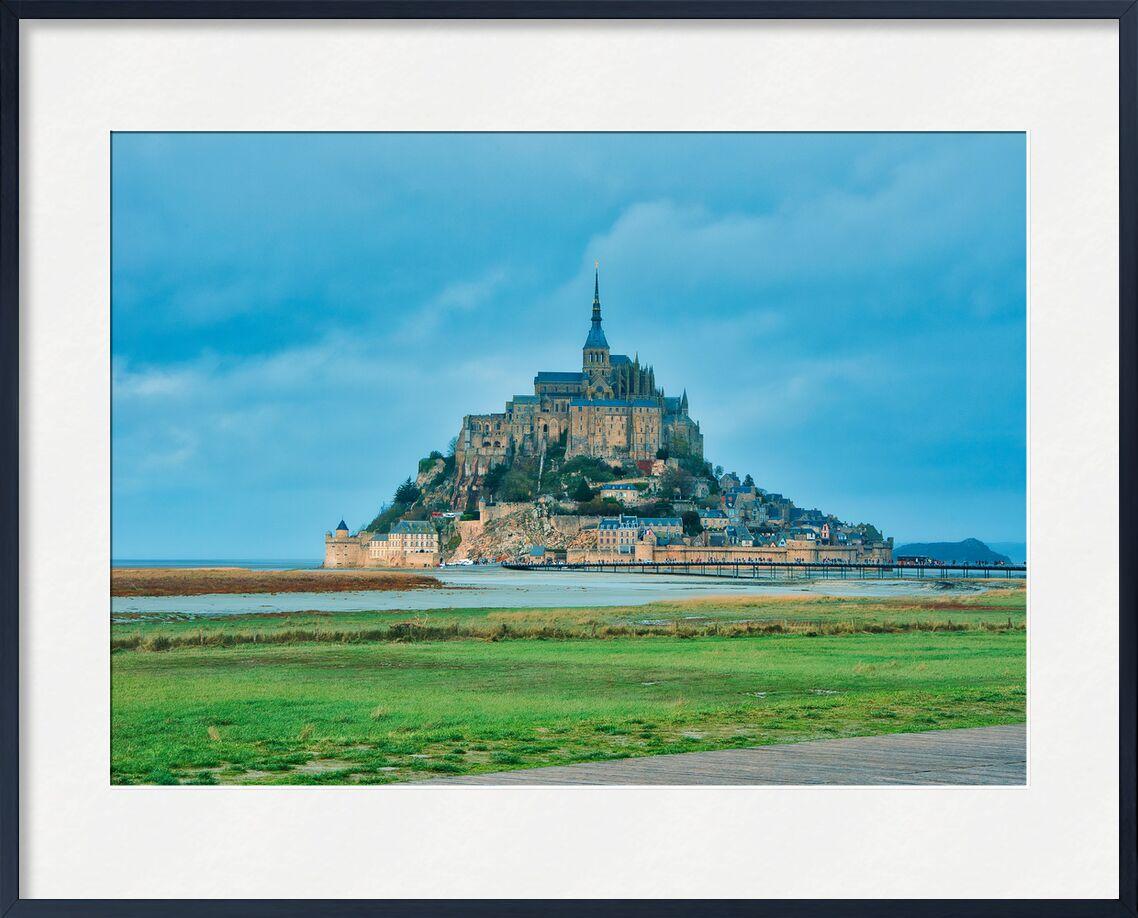 Le Mont Saint Michel tout en couleurs de Céline Pivoine Eyes, Prodi Art, Voyage, paysage, abbaye, mont saint michel, patrimoine, architecture