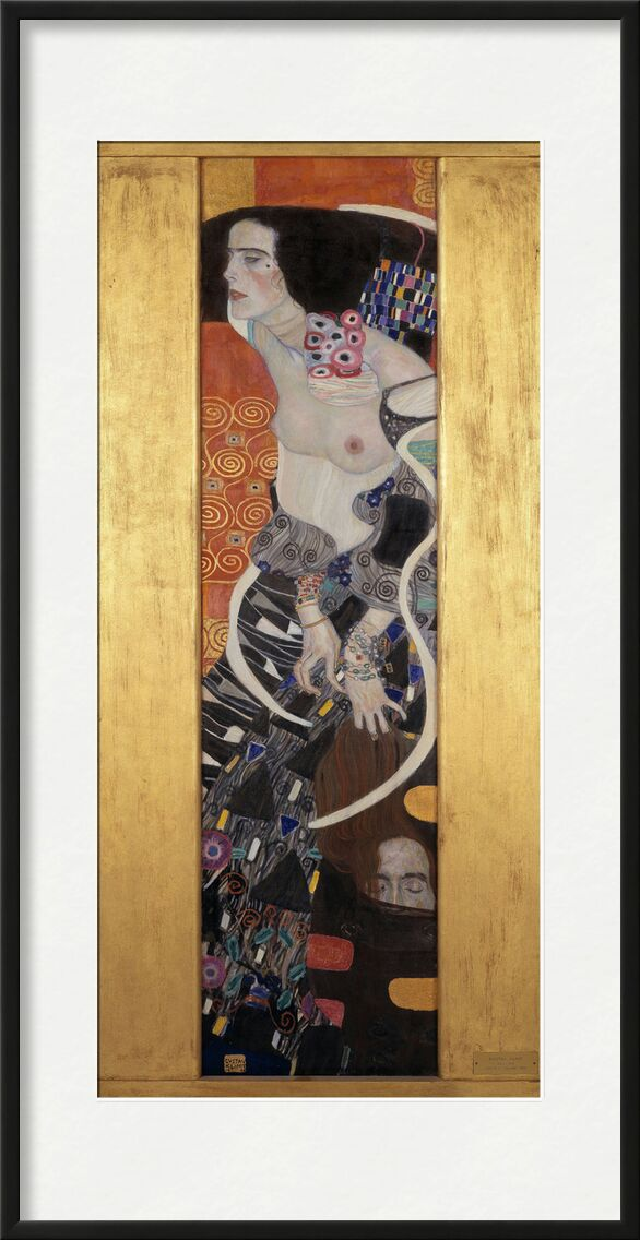 Judith II Salomè desde AUX BEAUX-ARTS, Prodi Art, desnudo, mujer, KLIMT