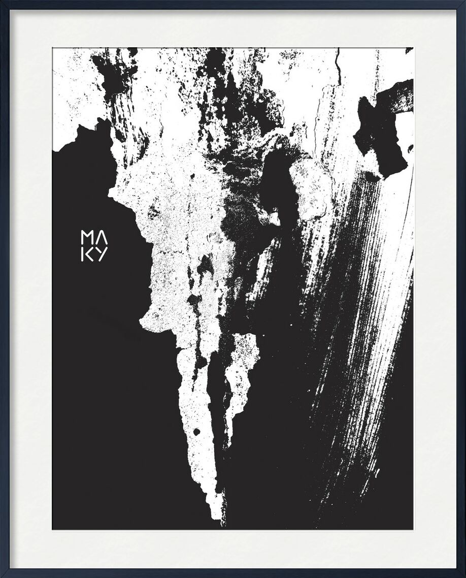 気3.2 from Maky Art, Prodi Art, texture, black-and-white, visual art