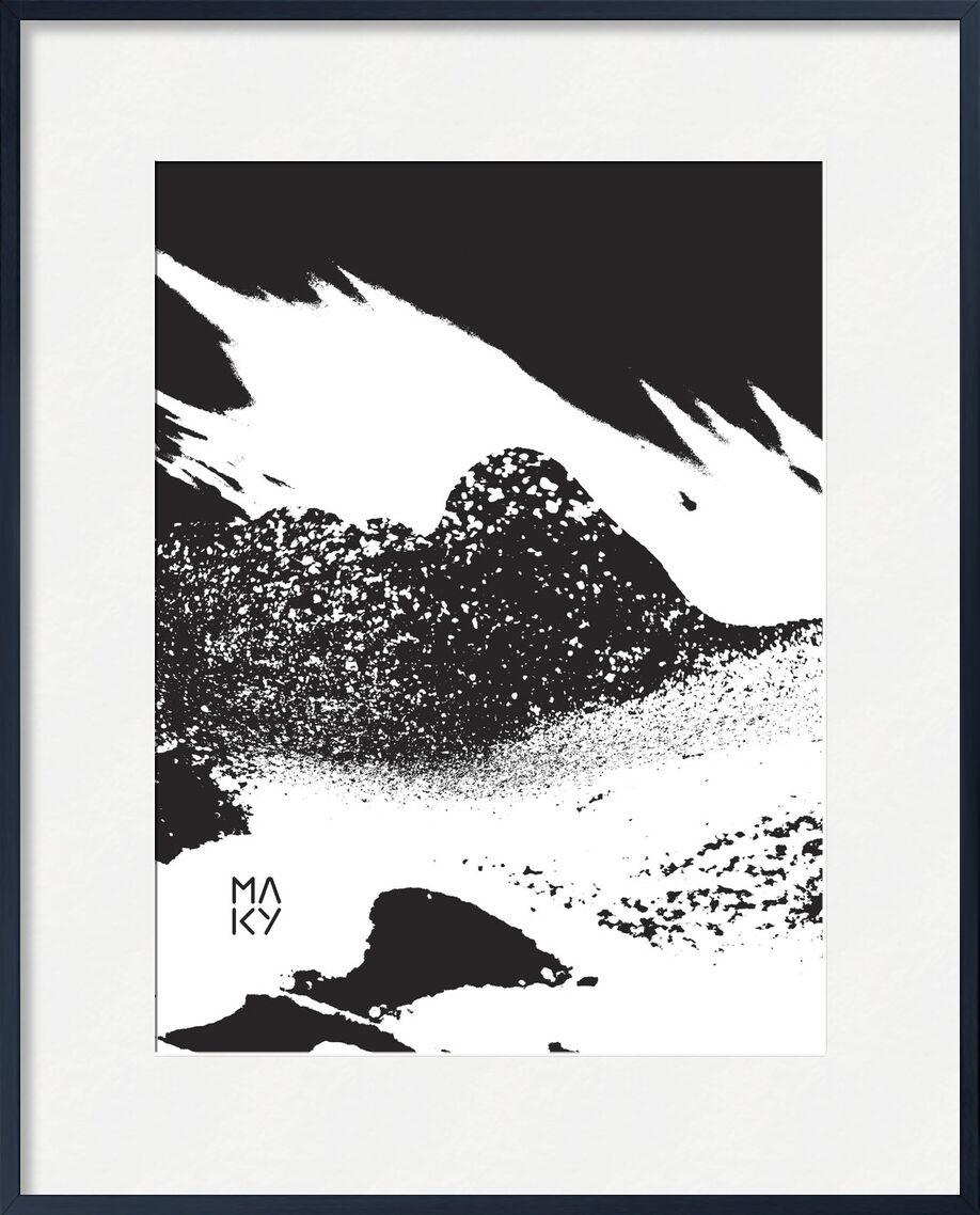 気2.1 from Maky Art, Prodi Art, blanck and white, texture, abstract, visual art, digital collage