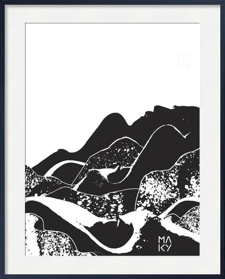 気6.3 from Maky Art, Prodi Art, texture, black and white, visual art