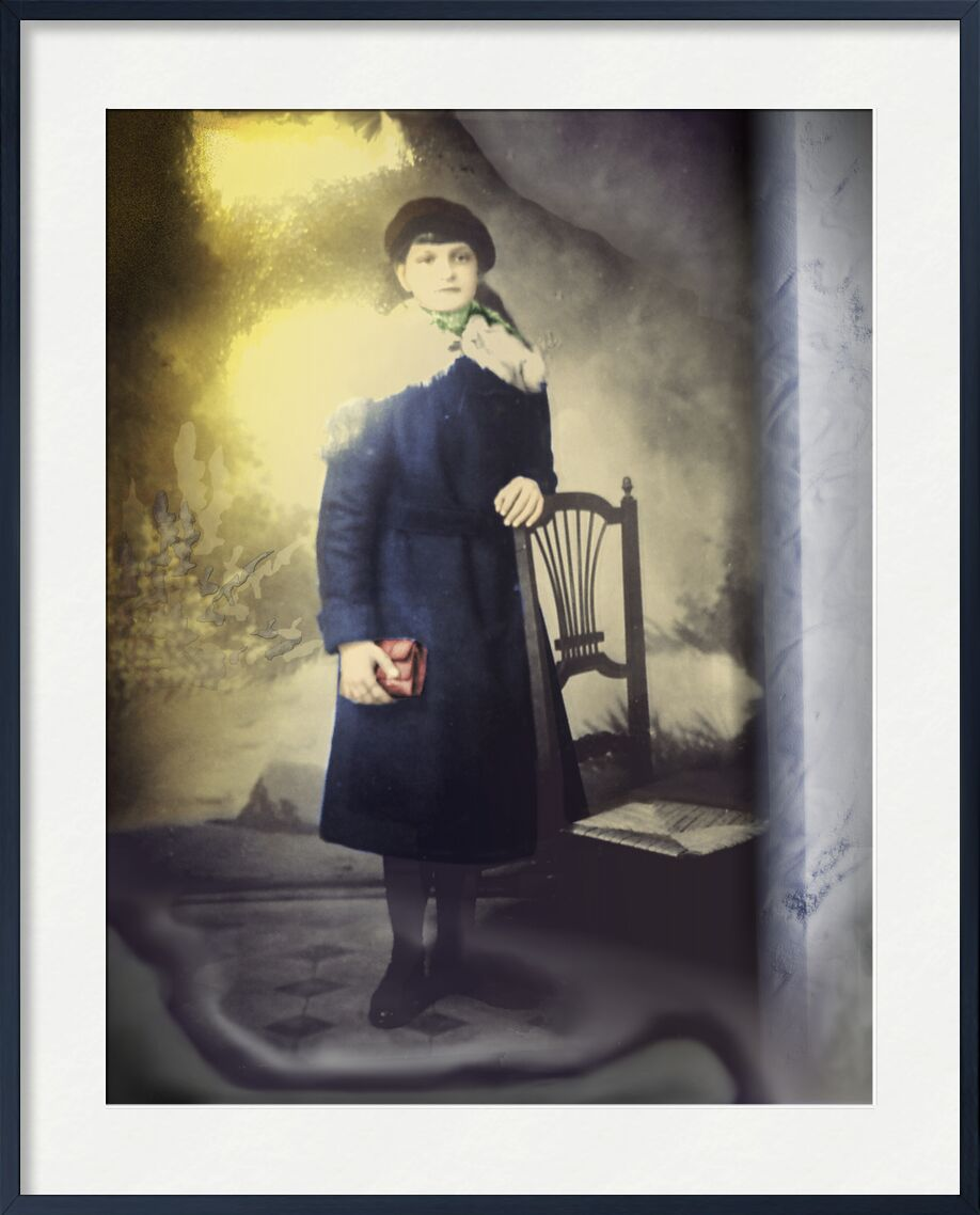 Elsewhere from Adam da Silva, Prodi Art, photo eve, young lady, woman, time, ancient times, vintage photo