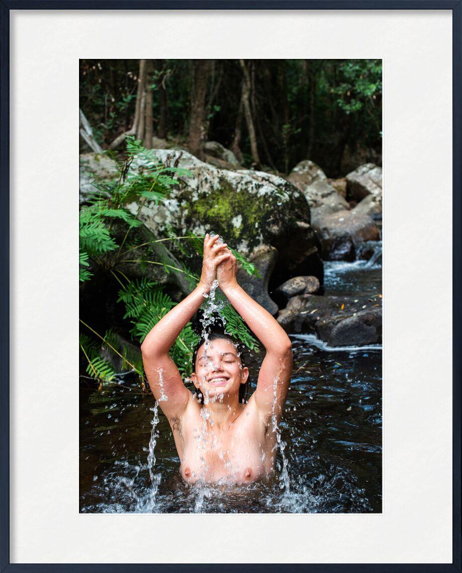 Femme Eau de Marie Guibouin, Prodi Art, rivière, féminin sacré, christelle guibouin, marie guibouin, puissance du féminin, montolieu, femme eau