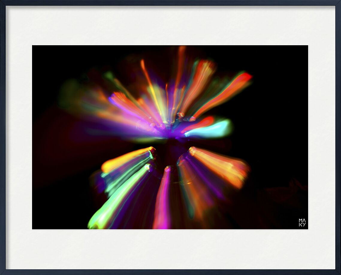 Intention.3 from Maky Art, Prodi Art, bodypainting, uvlight, lightpainting, photography, hands