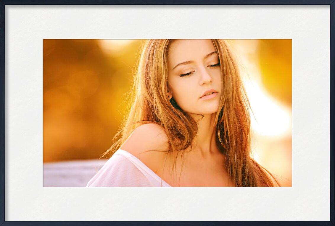 In full summer from Pierre Gaultier, Prodi Art, beautiful, beauty, blonde hair, hair, makeup, model, person, portrait, woman