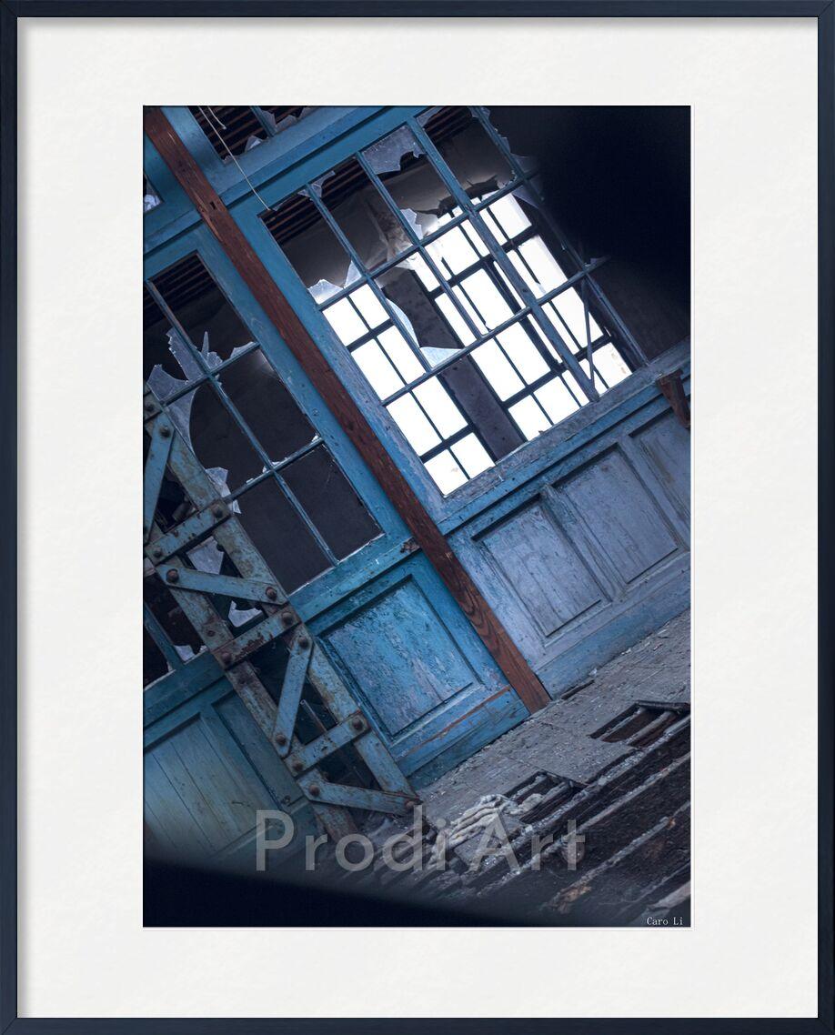 Abandonned 2 de Caro Li, Prodi Art, Urbex, lieu abandonné, lieu désaffecté, usine