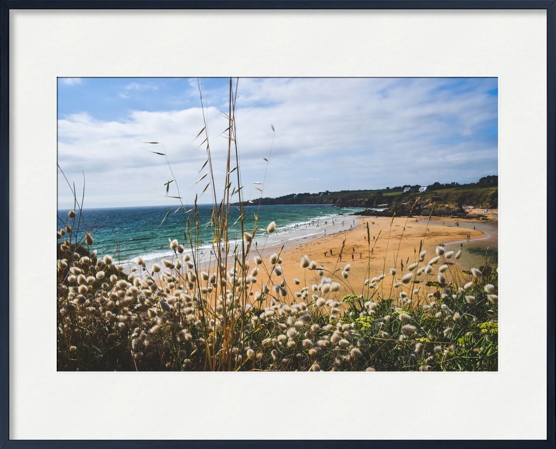 Le Pouldu de Loïse Raoult, Prodi Art, bretagne, plage, mer, océan, nature, paysage, Finistère