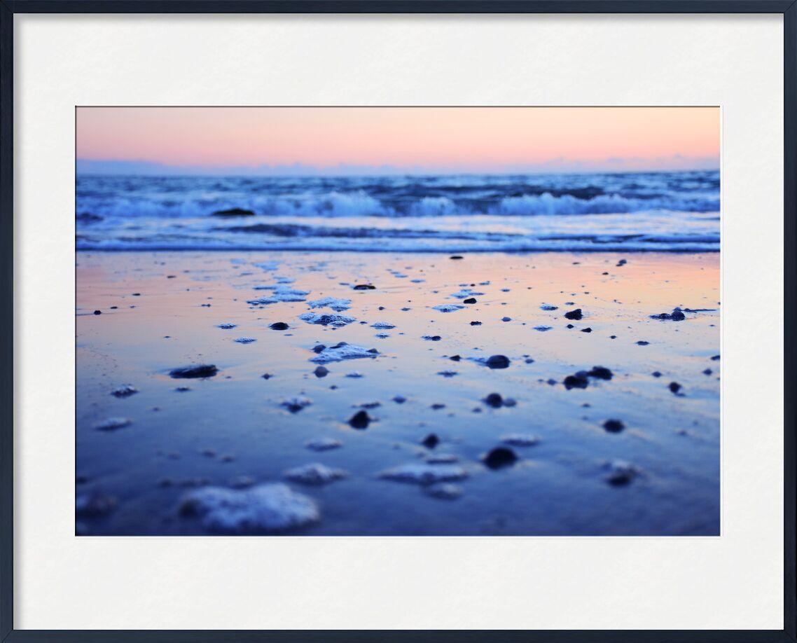 Vagues de Loïse Raoult, Prodi Art, bretagne, sable, plage, océan, mer, vagues