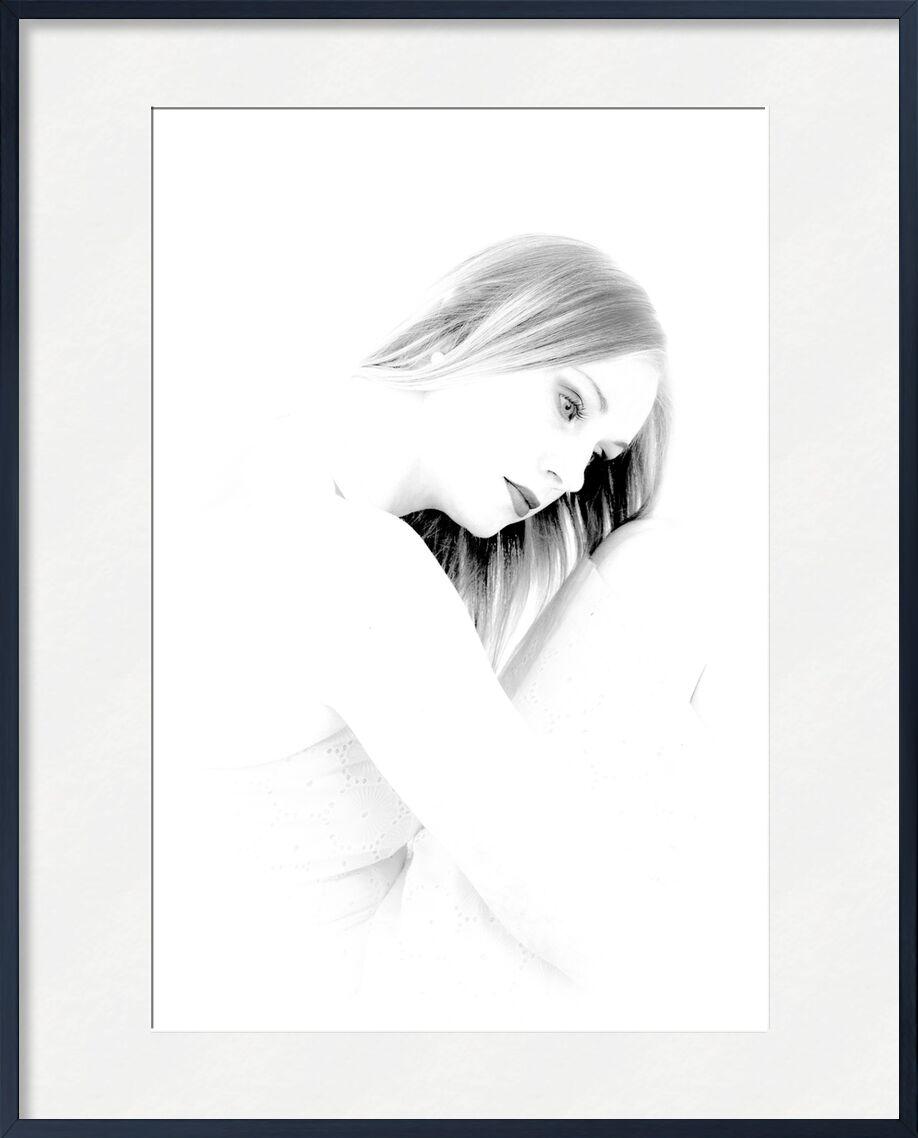 La mélancolie de Eric-Anne Jordan-Wauthier, Prodi Art, portrait, Touche haute, E Photogaphie