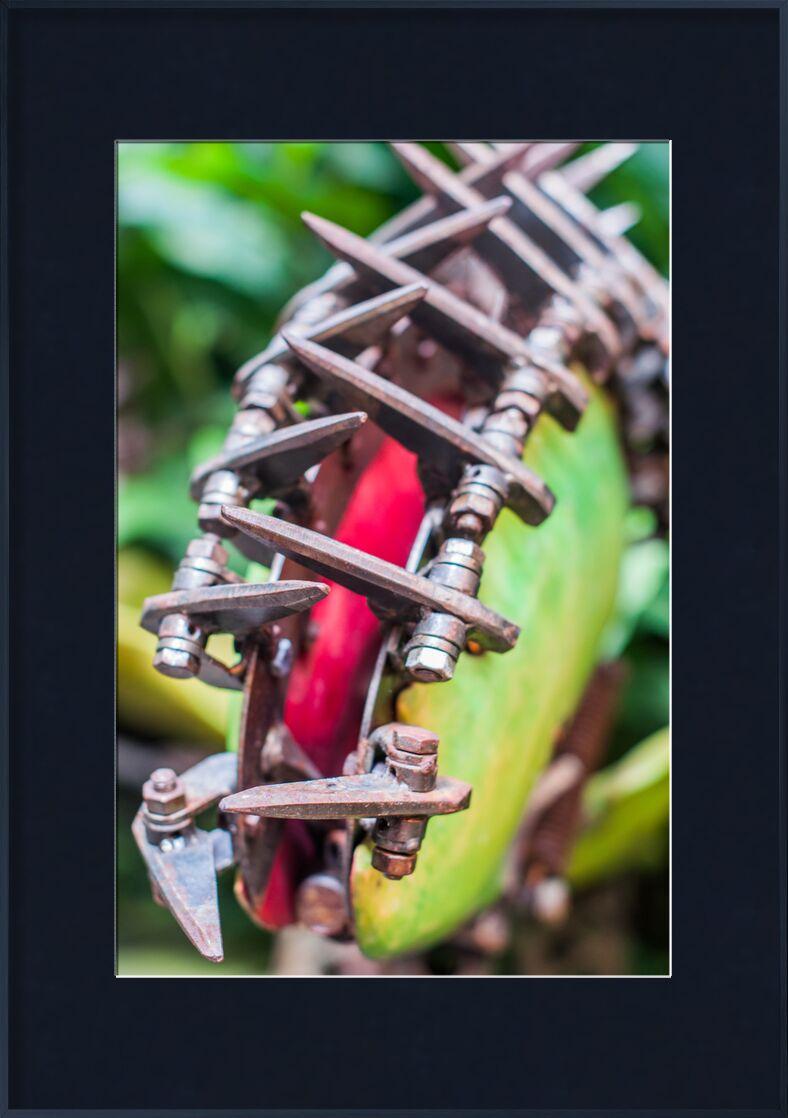 Plante carnivore Art - serre tropicale de Marie Guibouin, Prodi Art, plante carnivore, marie guibouin, art, plante, sculpture, métal, nantes, machines de l'ile, serre tropicale