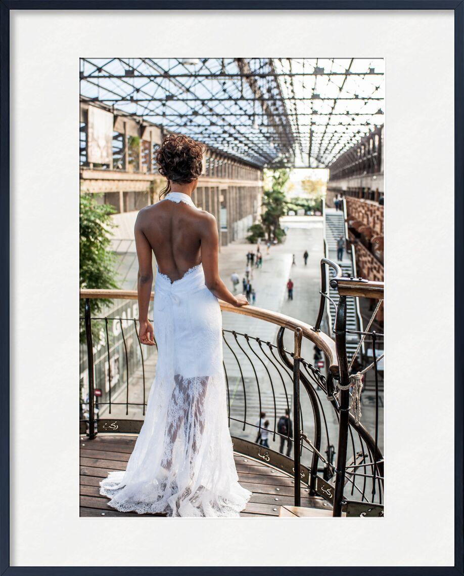 Kamélion Couture de Marie Guibouin, Prodi Art, mariage, machines de l'ile, éléphant, nantes, marie guibouin, industriel, couture, kamelion couture, mariée, nefs, hangar