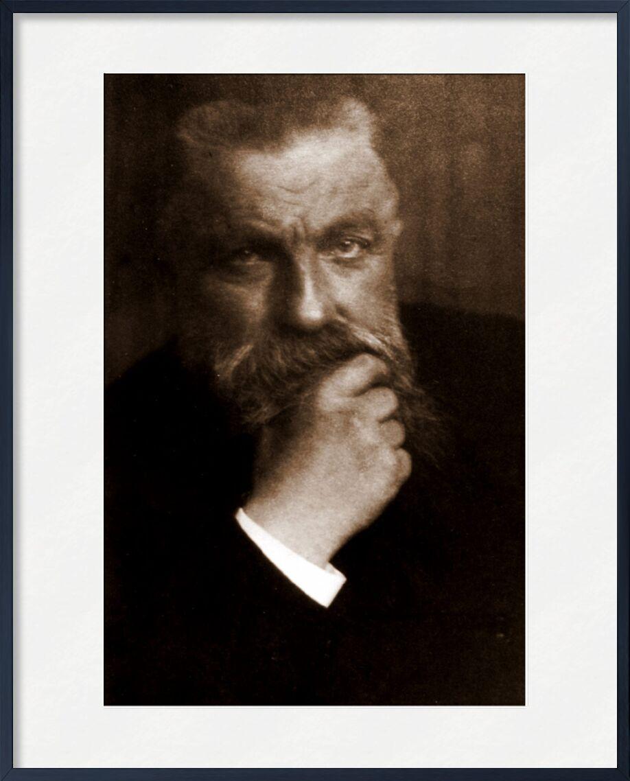 Auguste Rodin - Edward Steichen 1902 from Aux Beaux-Arts, Prodi Art, photo, old photo, edward steichen, , Auguste Rodin, beard, photo d'art
