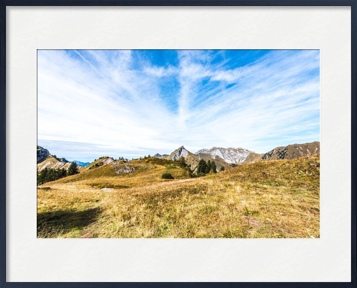 En plein coeur des montagnes savoyardes de Marie Guibouin, Prodi Art, montagnes, marie guibouin, savoie, haute-savoie, ressourcement, méditation, inspiration