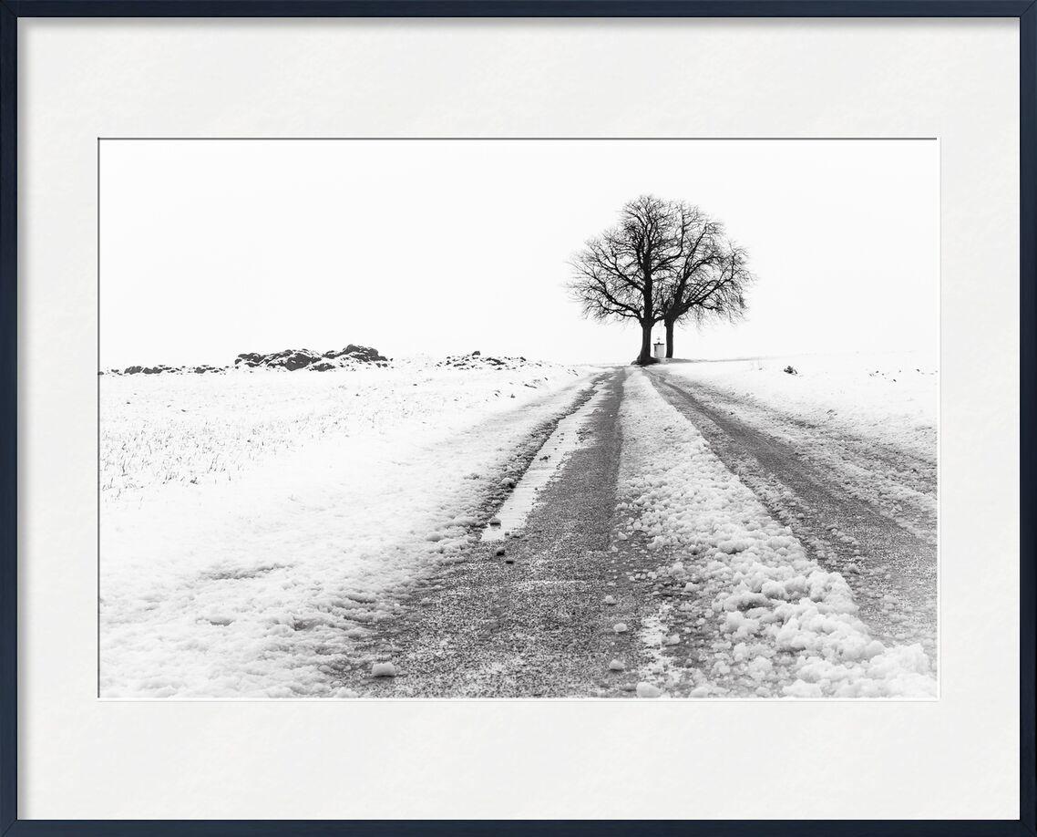 La Fin du Chemin from Eric-Anne Jordan-Wauthier, Prodi Art, snow, landscape, Photography, ,