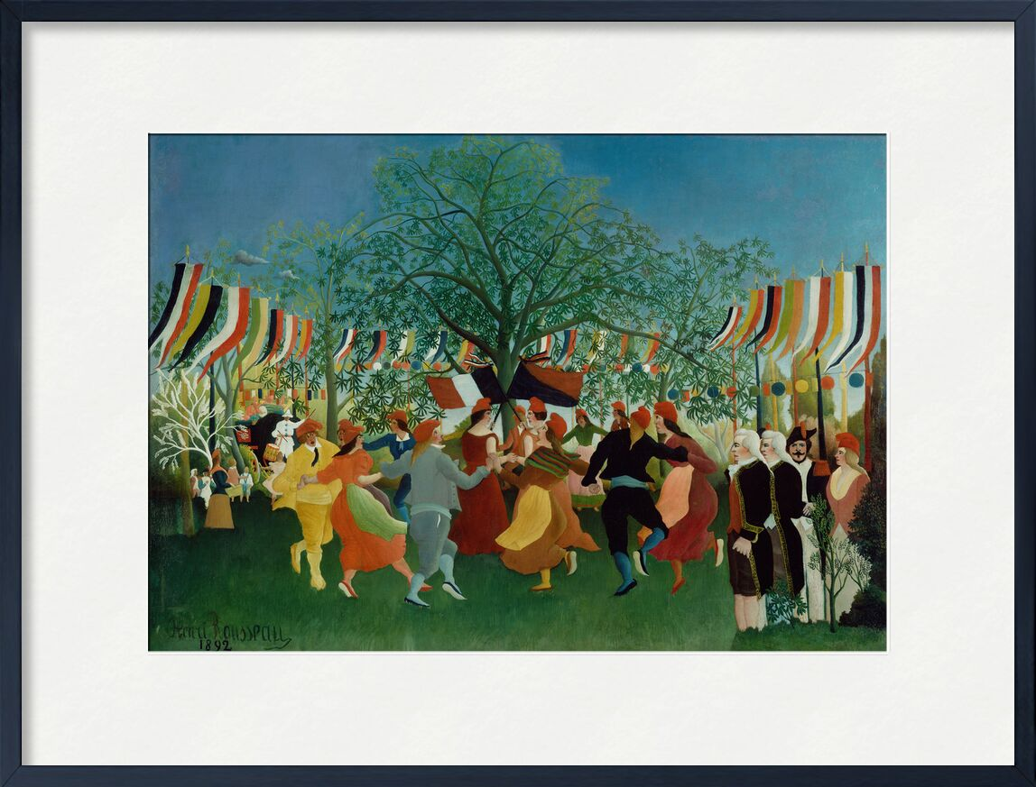 A Centennial ofIndependence from AUX BEAUX-ARTS, Prodi Art, celebration, France, revolution, rousseau, centenary of independence