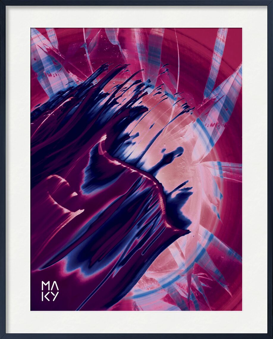 気5.3 from Maky Art, Prodi Art, visual art, portrait, abstract, texture