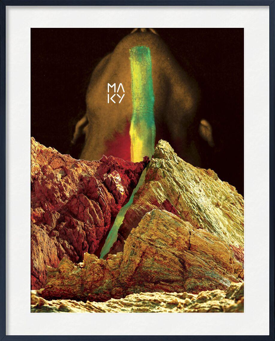 気7.2 from Maky Art, Prodi Art, digital collage, visual art, mountains, body, texture