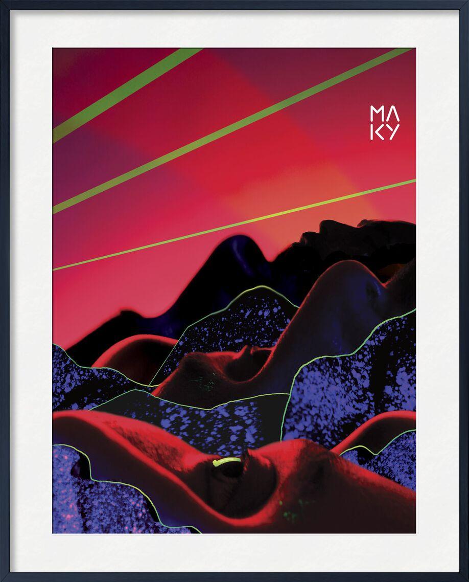気6.3 from Maky Art, Prodi Art, digital collage, visual art, face, texture