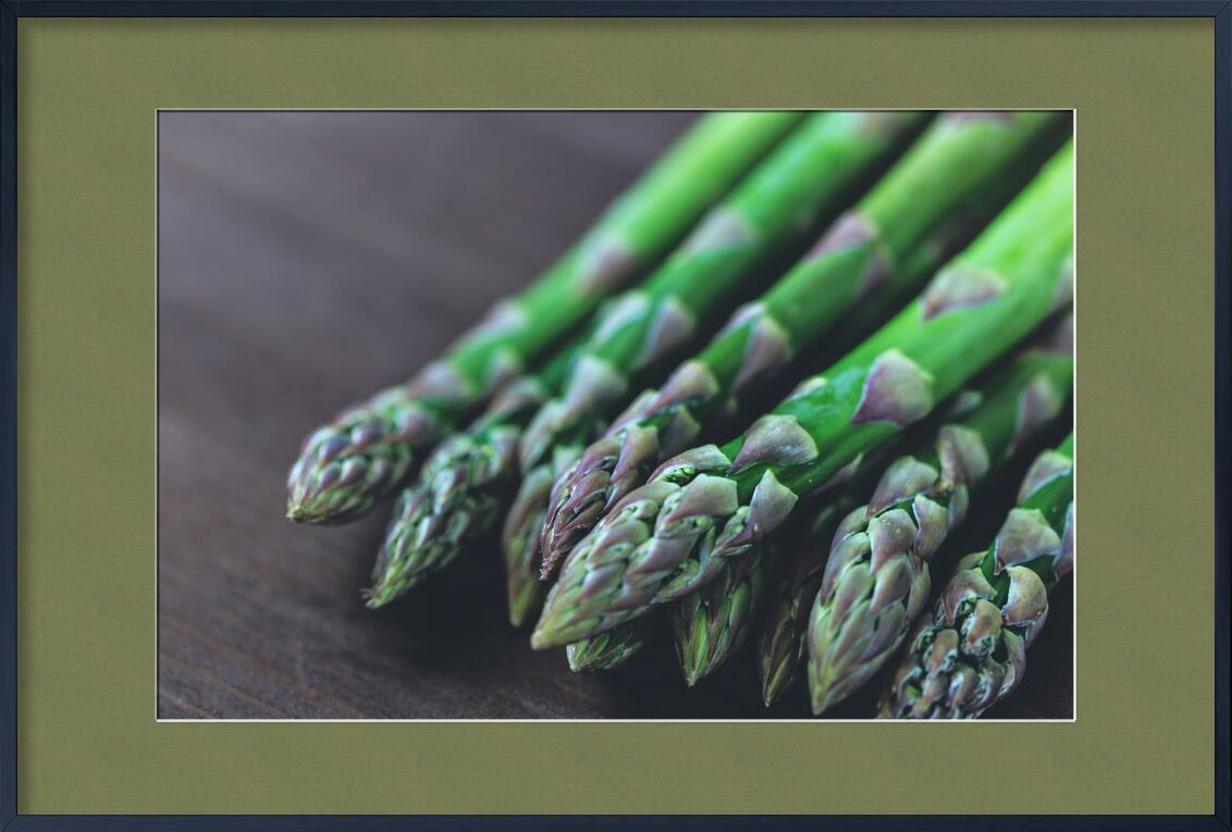 Our asparagus from Pierre Gaultier, Prodi Art, wooden, vegetable, texture, table, sprout, organic, nutrition, ingredients, healthy food, healthy, health, green, fresh, food, epicure, dish, delicious, cooking, color, close-up, bundle, bunch, asparagus