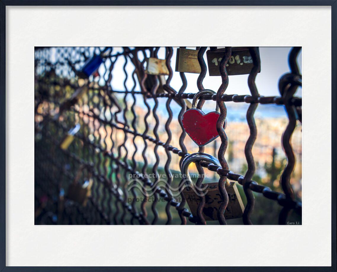 Love de Caro Li, Prodi Art, amour, rue, rue, amour