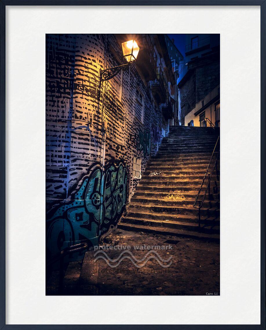Staircase de Caro Li, Prodi Art, escalier, Photographie, la photographie, rue, escalier, Port, Cher Li