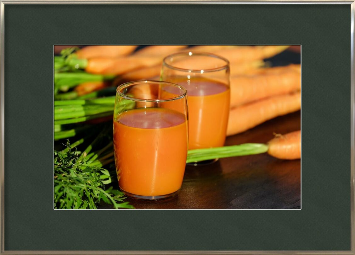 Carrots test from Pierre Gaultier, Prodi Art, budget, dwelling, impose, tax