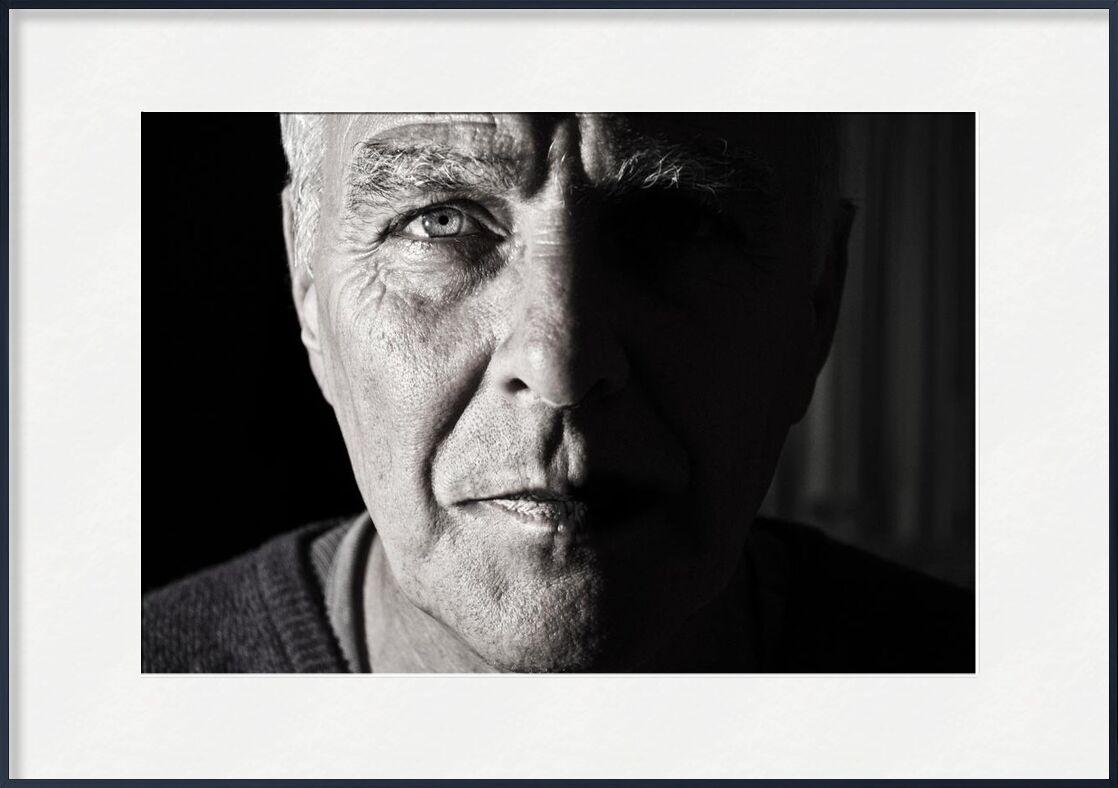 Temps marqué de Aliss ART, Prodi Art, les rides, grand-parent, grand-père, personnes âgées, aîné, des froissements, portrait, vieux, homme, noir et blanc
