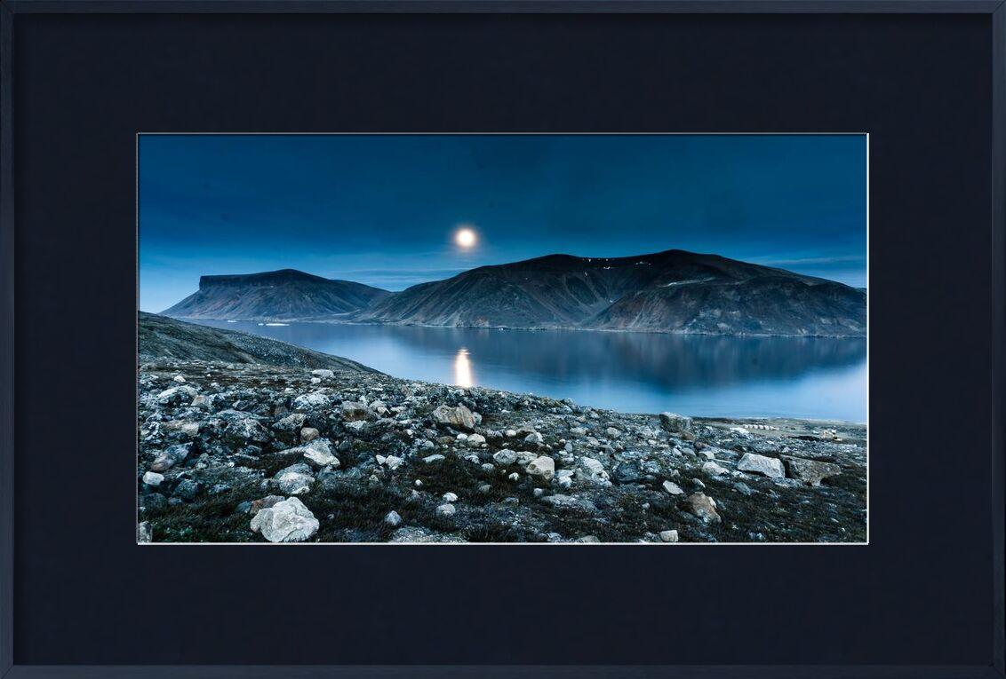 Épanouissement de Aliss ART, Prodi Art, Lac, paysage, lune, Montagne, nature, en plein air, des roches, scénique, ciel, eau