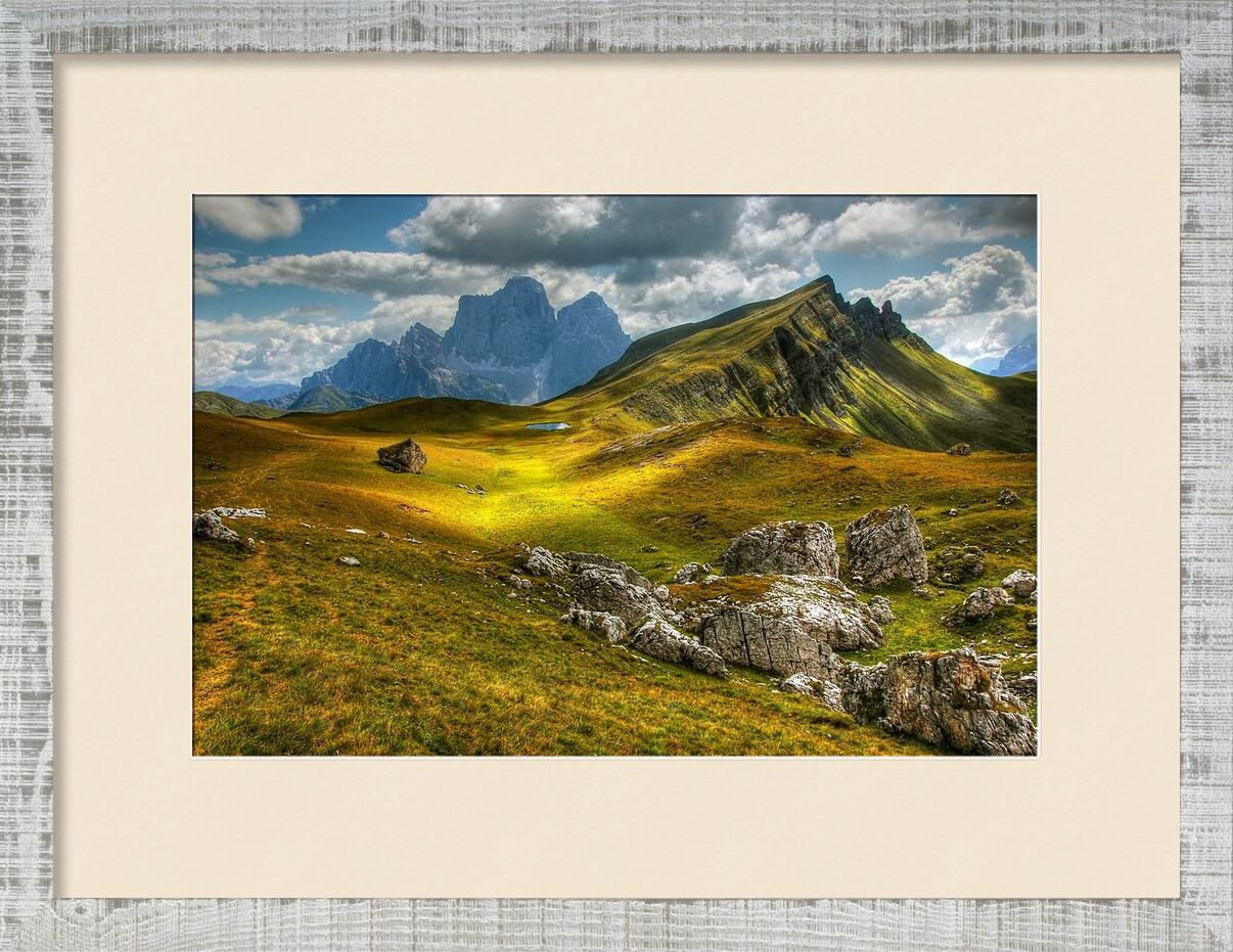 Prairie from Aliss ART, Prodi Art, alpine, clouds, cloudy, daylight, grass, hill, hills, landscape, mountain peak, mountains, nature, outdoors, rocks, scenic, sky, valley, view