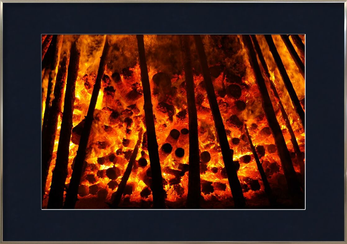 Flame from Aliss ART, Prodi Art, heat, flame, fire, burning