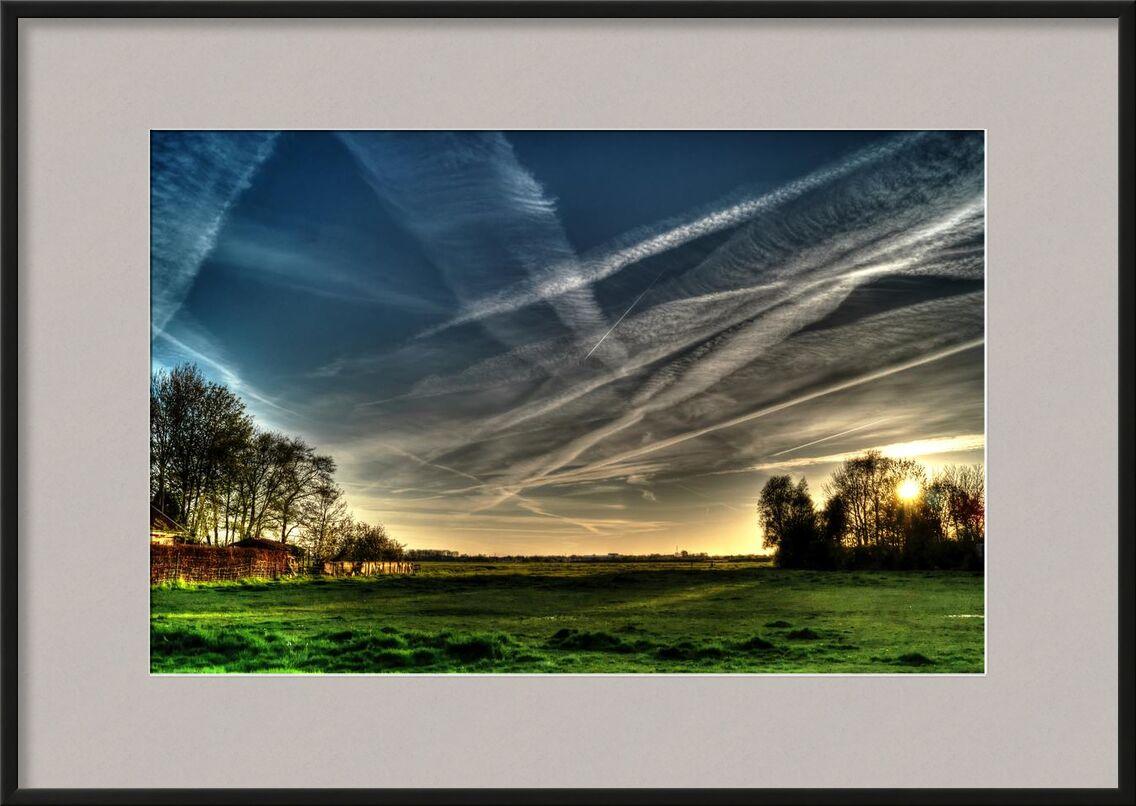 Vue relaxante from Aliss ART, Prodi Art, sunset, sunrise, sky, landscape, HD wallpaper, dusk, dawn, cloudiness, clouds