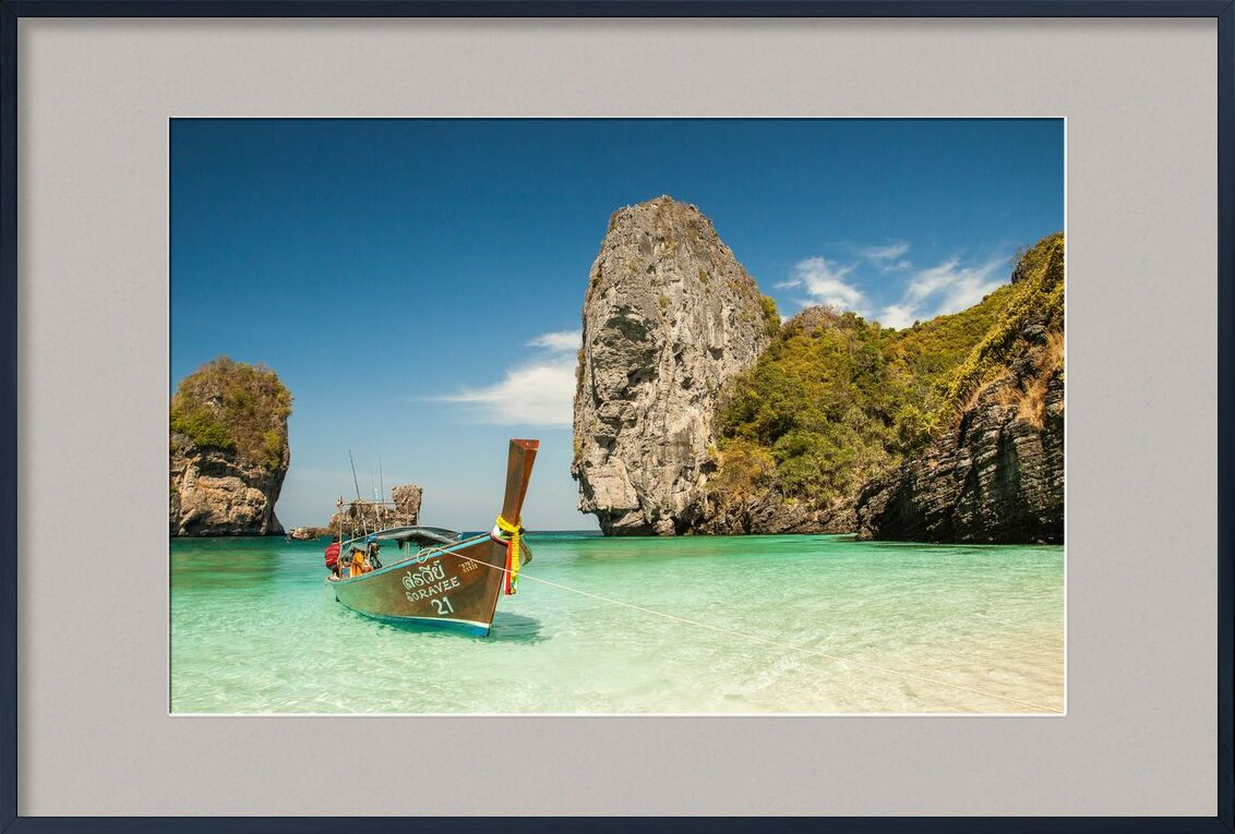 Soravee de Aliss ART, Prodi Art, embarcation, mirophotographywordpresscom, eau, vacances, tropical, rivage, paysage marin, mer, sable, paradis, océan, lagune, île, idyllique, bateau, plage
