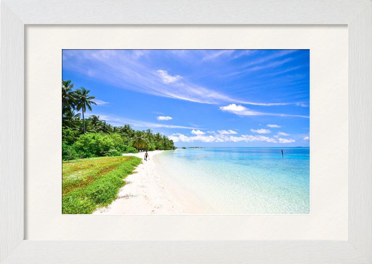 Tranquilité from Aliss ART, Prodi Art, beach, coast, ocean, sand, scenic, sea, seascape, shore, sky, sunny, travel, vacation, water, beach hut