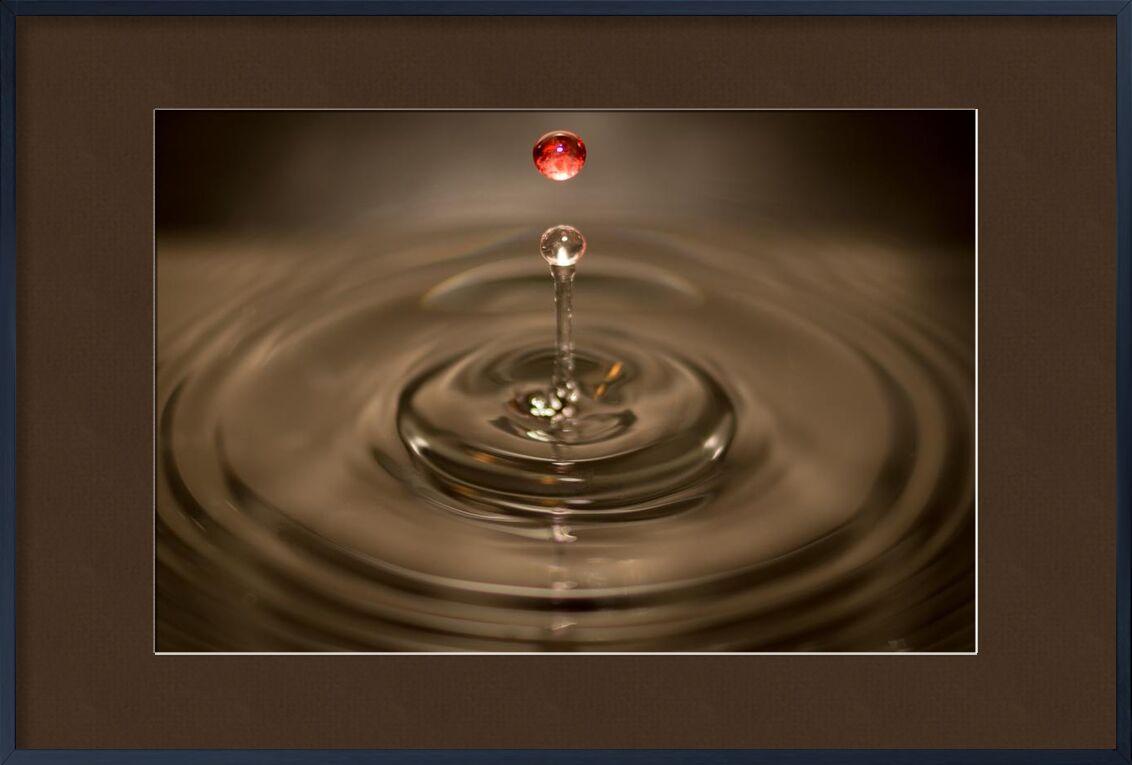 دائرة from Aliss ART, Prodi Art, surface, ripple, falling, close-up view, close to, circle, waves, splash, macro, liquid, water drop