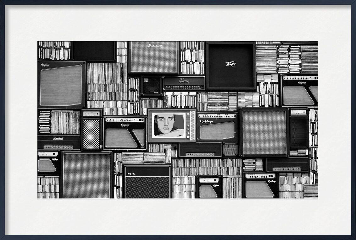 The library from Aliss ART, Prodi Art, volume, vinyl, tuner, speaker, sound, singer, shelf, row, recorder, record, radio, pop, musician, media, instrument, icon, entertainment, dynamic, classic, cd, bookcase, black-and-white, audio, amplifier, acoustic, wall, raw, technology, style, studio, room, rock, retro, professional, music, monochrome, modern, man, male, industry, equipment, design, chrome, box, artist