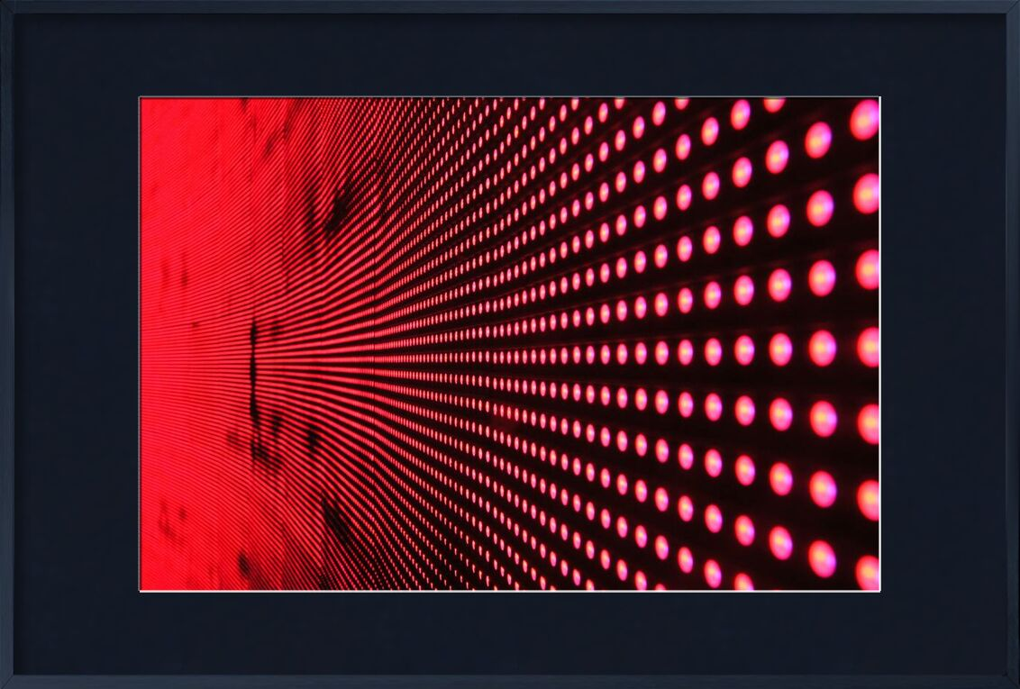 Light from Aliss ART, Prodi Art, I light up, structure, round, big data, wall, texture, technology, red, pattern, modern, luminescence, line, lights, light, gradient, digital, design, color, close-up, bright, art