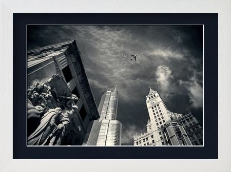 View from below from Pierre Gaultier, Prodi Art, Art photography, Framed artwork, Prodi Art