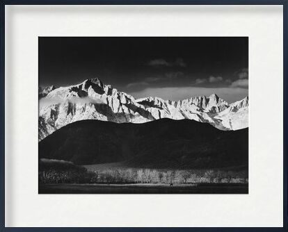 Winter Sunrise from Lone Pine,... from AUX BEAUX-ARTS, Prodi Art, Art photography, Framed artwork, Prodi Art