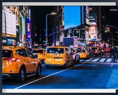 NY Street 3 from Caro Li, Prodi Art, Art photography, Framed artwork, Prodi Art