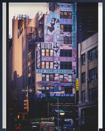 New-York Street from Caro Li, Prodi Art, Art photography, Framed artwork, Prodi Art
