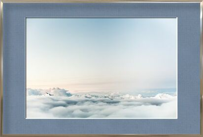 Over the clouds from Pierre Gaultier, VisionArt, Art photography, Framed artwork, Prodi Art