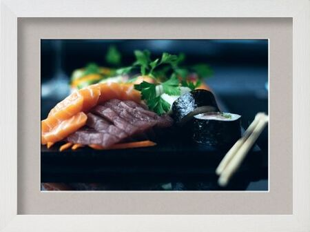 Sushis from Pierre Gaultier, Prodi Art, Art photography, Framed artwork, Prodi Art