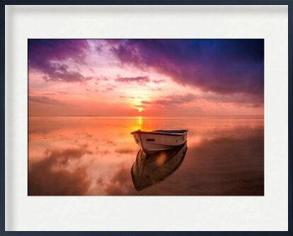 On the rowboat from Pierre Gaultier, VisionArt, Art photography, Framed artwork, Prodi Art