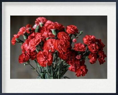 Bouquet of roses from Pierre Gaultier, Prodi Art, Art photography, Framed artwork, Prodi Art