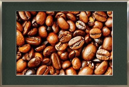 Our coffee beans from Pierre Gaultier, Prodi Art, Art photography, Framed artwork, Prodi Art